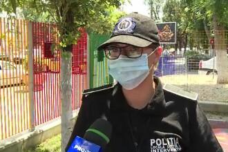 Locurile de joacă pentru copii, considerate foarte periculoase în contextul pandemiei