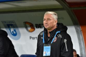 Antrenorul lui CFR Cluj, Dan Petrescu, este infectat cu noul coronavirus