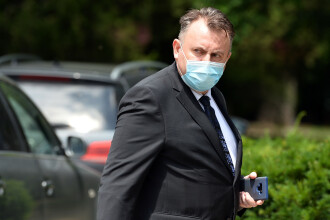 """Ministrul Sănătății, despre epidemia de Covid-19 din țară: """"Vom avea o perioadă de dinți de fierăstrău"""""""