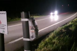 Ce vor observa șoferii care vor merge cu farurile pornite pe DN1, între Braşov şi Predeal