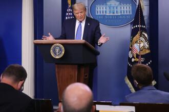 Testul cognitiv la care Trump spune că a excelat. Președintele SUA l-a provocat pe Joe Biden