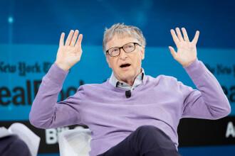 """Declaratie socantă a lui Bill Gates: """"Milioane de oameni vor muri"""""""