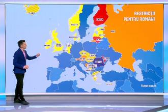 Lista țărilor care impun interdicție sau restricții pentru români, din cauza pandemiei. Ce trebuie să știți