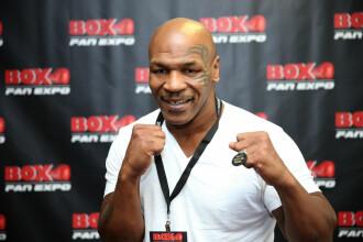 Mike Tyson revine în ring. Fostul campion mondial va disputa un meci demonstrativ contra lui Roy Jones Jr