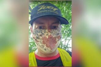 Un doctor a alergat 35 de kilometri cu masca pe față. Ce s-a întâmplat cu nivelul de oxigen
