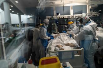 Medic chirurg, la Terapie Intensivă după ce a încercat să fie tratat acasă de Covid-19 de soția sa, doctor la ATI