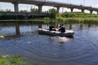 Un bătrân dispărut de la azil a fost găsit mort într-un lac din Alba Iulia