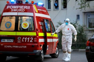 Coronavirus România, 25 august. Record de decese: 58 de persoane au murit. 1.060 de persoane infectate