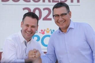 Partidul lui Ponta a făcut alianță cu Robert Negoiță la București, pentru alegerile locale