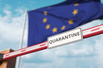 Încă o țară din Europa impune carantină pentru călătorii sosiți din România