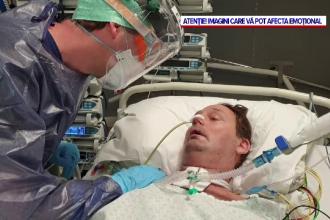 Un bărbat s-a vindecat de Covid-19, după trei luni în comă. Avea doar 5% șanse de supraviețuire