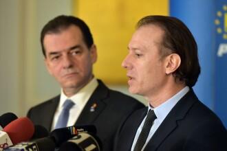 Şedinţă internă în PNL. Momentan, Florin Cîţu rămâne propunerea oficială de premier
