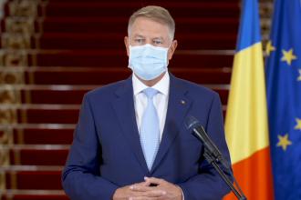 """Iohannis: """"PSD a creat intenționat o criză sanitară pentru ca la final să critice guvernul"""""""