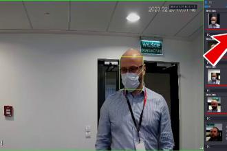 Aplicația care detectează dacă porți corect masca sanitară, dezvoltată de un start-up românesc