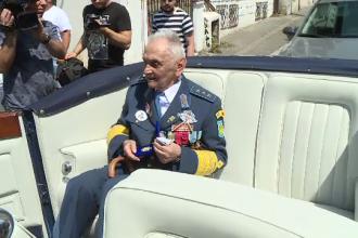 A murit Ion Dobran, ultimul pilot de vânătoare român supravietuițor al celui de-al Doilea Război Mondial