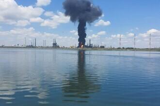Ministrul Mediului, după explozia de la rafinărie: Impactul asupra mediului ar putea fi major