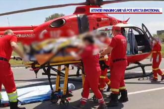 Unul dintre cei doi pacienți transferați în Germania după explozia de la Petromidia a murit