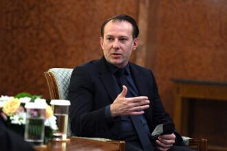 Cîţu: Am fost permanent informat despre situaţia inundaţiilor din Alba; Guvernul va acorda ajutoarele necesare