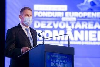Iohannis: este nevoie şi de consolidarea zonei Euro, dar şi a spaţiului Schengen