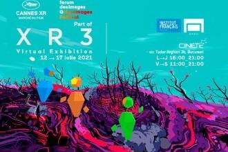 Creațiile artistice din cadrul Festivalului de la Cannes, aduse în România cu ajutorul realității virtuale
