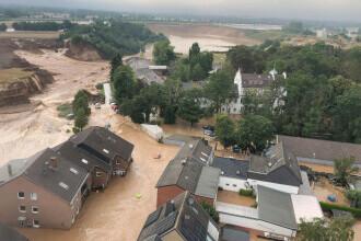 Corpul unei femei, victimă a inundaţiilor din iulie, din Germania, a fost găsit în Olanda