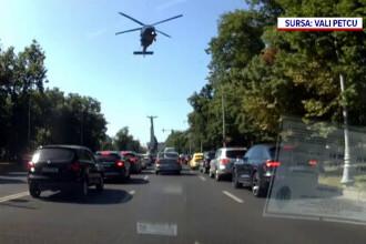 Ancheta legată de incidentul aviatic produs în București va fi făcută de armata SUA