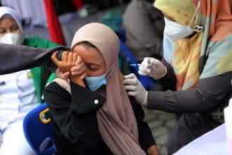 Peste 500 de medici au murit în Indonezia din cauza pandemiei de COVID-19