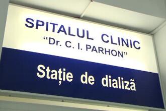 """La Iași se fac din nou dialize, după doi ani de pauză din cauza birocrației. """"Acest pacient nu avea nicio șansă"""""""