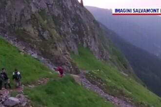 4 tineri, salvați de salvamontiști după o tură spre Vf. Moldvoveanu. În ce stare au fost găsiți