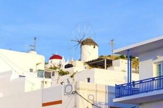 """""""Ibiza Greciei nu mai este insula petrecerilor"""". Restricții în Mykonos, din cauza cazurilor de Covid"""