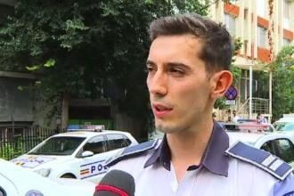 Polițiștii care au oprit circulația în timpul aterizării elicopterului în Capitală au fost premiați