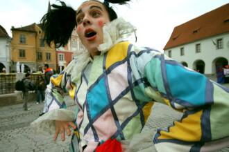 Efecte speciale in deschiderea Festivalului de Teatru de la Sibiu!