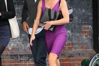 Drama pentru Amanda Holden: a pierdut sarcina. Era gravida in 7 luni