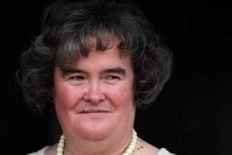 Susan Boyle canta de mama-focului in 2001! VEZI VIDEO