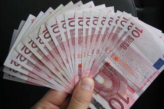 1 euro = 4 lei, in noiembrie! Prognoza optimista a Deutsche Bank