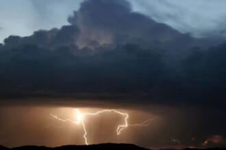 Cea mai puternica furtuna din ultimii 50 de ani, in Campo Grande
