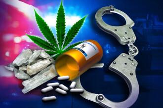 Dezbatere: Esti de acord cu vanzarea drogurilor legale in magazine?