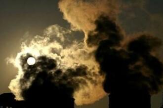 Fiecare om produce anual sase tone de dioxid de carbon!