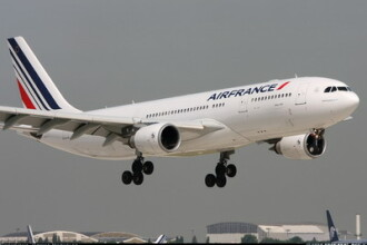 Air France opereaza modificari pe Airbus A 330 si A 340!
