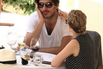 Andres Velencoso s-a plictisit de Kylie Minogue?