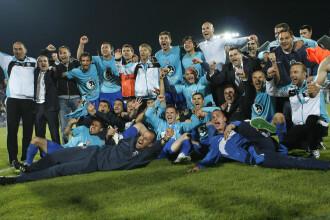 CFR Cluj si Unirea Urziceni merg in Liga Campionilor