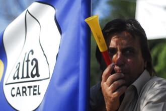 Membrii Cartel Alfa au renuntat la greva! Au protestat saptamana trecuta!