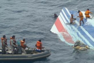Brazilienii au sistat cautarea pasagerilor avionului prabusit in Atlantic!