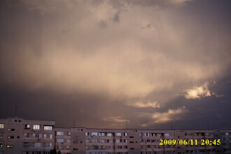 Furtunile au facut prapad intr-un sat din Caras-Severin