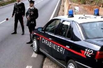 Un roman a fost impuscat in cap intr-un oras din sudul Italiei