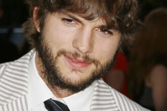 Ashton Kutcher vinde casa in care si-a inselat sotia