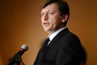 Antonescu: N-as lucra cu Hrebenciuc. Desi mai bine cu PSD decat cu PDL
