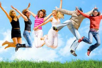 Oamenii fericiti traiesc mai mult!