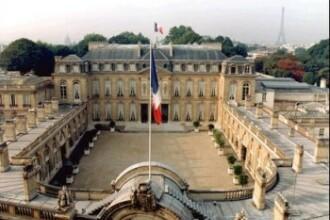 Criza? Au explodat cheltuielile la Palatul Elysee!