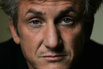 Sean Penn, invitat de onoare la summitul international privind schimbarile climatice.